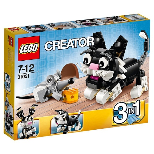 レゴクリエイター・キャット&マウス(31021)